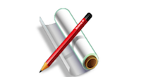 ウッドデッキ手摺等の間に入るX字型の格子(通称バッテン印)の描画に詰まりました。 角度が垂直水平で無く、端部も直角でないのでプッシュアンドプルが使えません。 また、左右で形状が違いますから、ミラーツールも使えず、こまりま […]