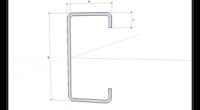 横須賀市のリフォーム現場で、自転車置き場、バイクの車庫を修理する事になりました。 出入り口には吊り戸を使いますので納まりを検討します。 ガイドレールにC60×30×10×2.3を使いますので吊り戸金具とCチャンネルを書い […]