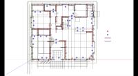 今度は壁、石膏ボードを拾うのにSketchUpを使ってみました。 天井や床等の部材を拾うには、平面図で拾う事が簡単ですが、 平面図からでは壁の石膏ボードをきちんと拾うことはできません。 展開図から拾うこともできなくはあり […]