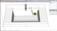 リフォームの洗面化粧台新旧の希望した角度の画像を欲しいと思っていたので工事写真を 探したのですが見つかりませんでした。やむをえずメーカーのサイトから三次元CADデータを 引っ張って来てSketchUpでソフトニングして新 […]